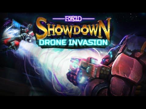 FORCED Showdown - Drone Invasion : Présentation et impressions