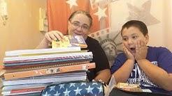 BACK TO SCHOOL : les fournitures scolaires de MELVYN