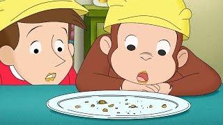 Jorge el Curioso en Español 🐵Un Mono Apicultor 🐵 Capitulos completos del Mono Jorge