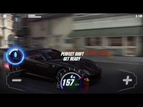 CSR Racing 2 599 GTO Maxed Tune/Pattern 9.53x