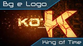 Bg e Logo per The King of Time