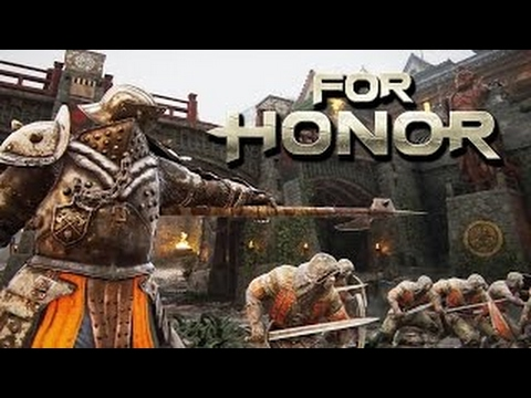 for honor gameplay launch trailer youtube. Black Bedroom Furniture Sets. Home Design Ideas