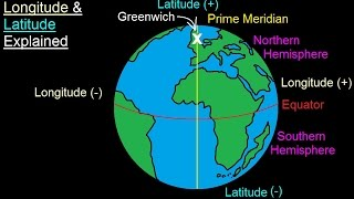 Astronomy - Ch. 2: Understanding the Night Sky (7 of 23) Understanding Earth's Longitude & Latitude