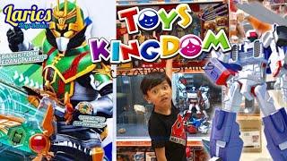 Berburu Legend Hero , Tobot , Nerf , Hot Wheels di Toys Kingdom Jogjakarta 😱😱😱