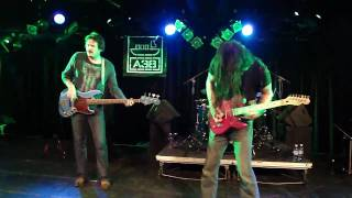Richie Kotzen - All Along The Watchtower - live in Budapest (Dec 1st 2009)