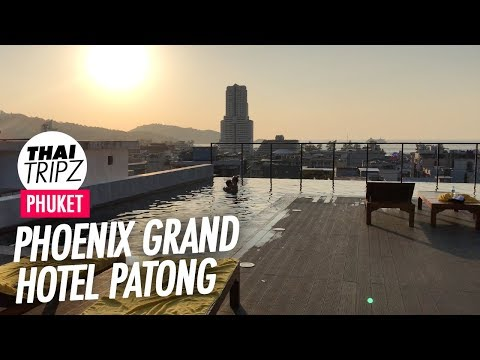 Phoenix Grand Hotel - Patong - Phuket - Thailand
