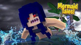 EVIL SIREN ARRIVES TO MERMAID LAND!   Minecraft Mermaid Tales    Little Kelly