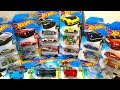 Unboxing New 2018 Hot Wheels Toy Cars!