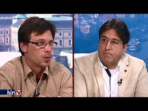 Felvonulók kérték. Interjú Hont Andrással és Murányi Andrással.