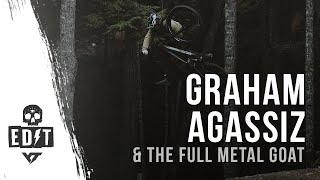Full Metal Goat 🐐 | Aggy shredding the new #YTCAPRA AL