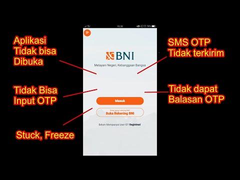 BEBERAPA MASALAH PADA APLIKASI BNI MOBILE BANKING DAN SOLUSINYA