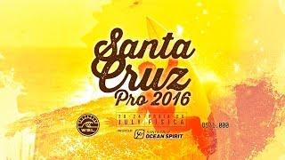 2016 Santa Cruz Pro Teaser: Inaugural Santa Cruz Pro Hosts Europe's Best Surfers