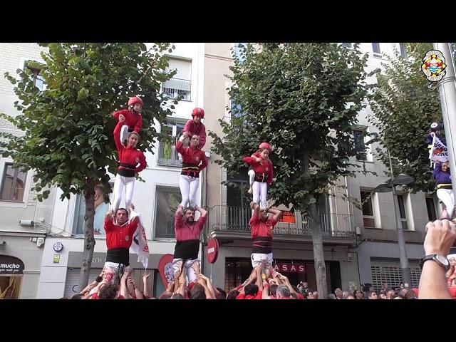 3xP4 Castellers Alt Maresme @ Mataró (03/11/2019)