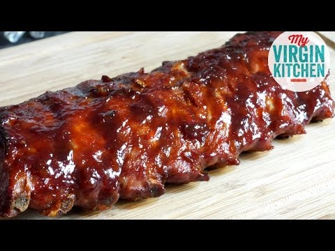 How to cook bbq spare ribs in the oven