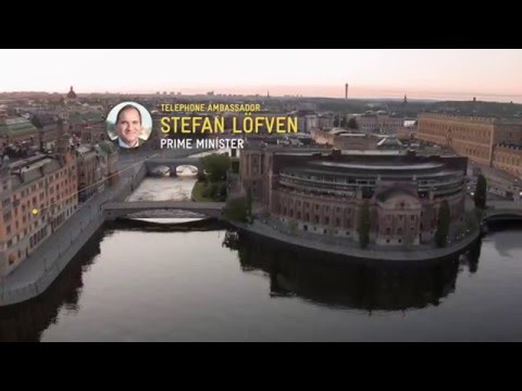 The Swedish Number | The Prime Minister answers for Sweden