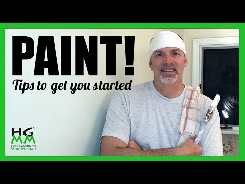 Interior Painting Beginners Guide