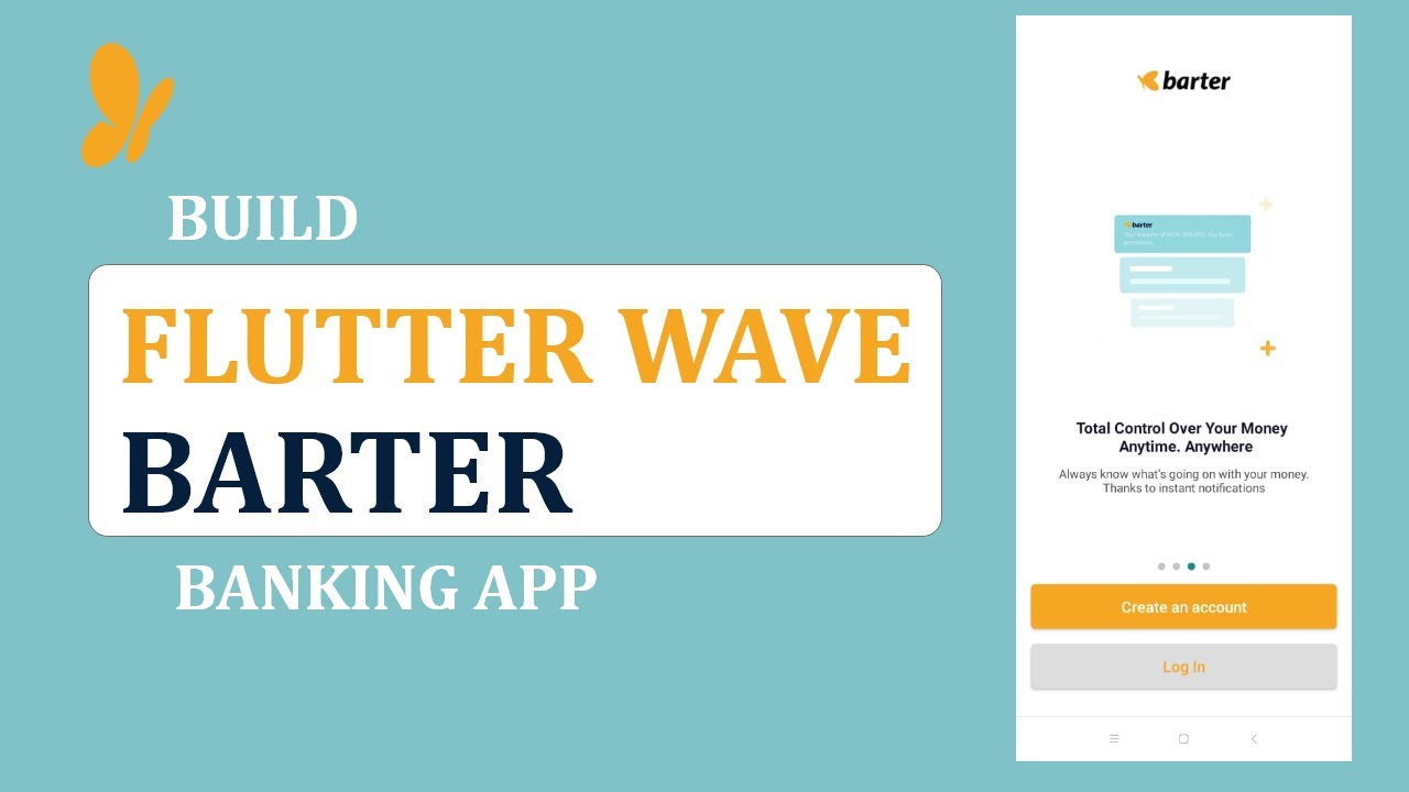 Flutterwave: Build Barter Banking Application using React Native