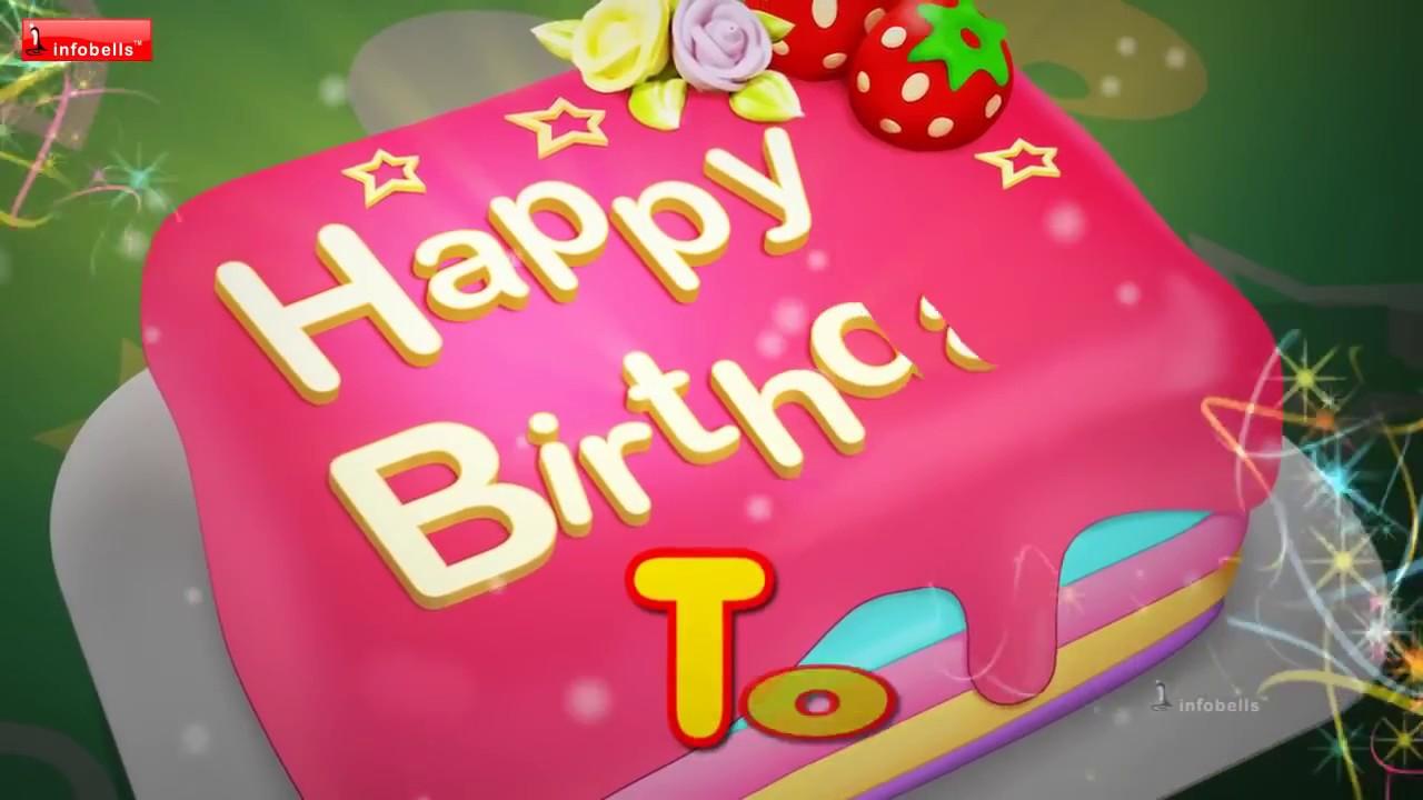 Bài hát Happy Birthday –  Bài Chúc mừng sinh nhật tiếng anh