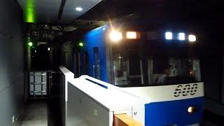2019/09/15 【Blue Sky Train 回送】 京急 600形 606F 空港第2ビル駅 | Keikyu 600 Series 606F at Narita Airport