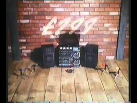 Amstrad Studio 100 Hi-Fi Ad 1985