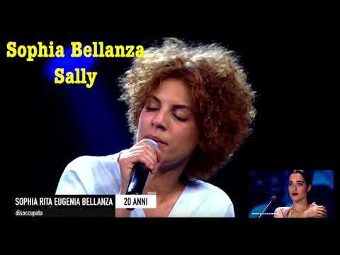 Rita Bellanza canta Sally, ovazione del pubblico (xfactor 2017)