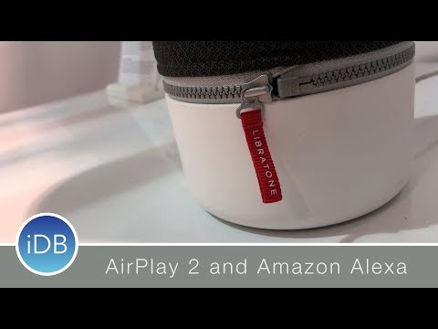 CES 2018: Libratone's AirPlay 2 Speaker & Noise Cancelling Wireless Earbuds
