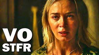 SANS UN BRUIT 2 Trailer # 2 VOSTFR ★ Emily Blunt (Bande Annonce 2020)
