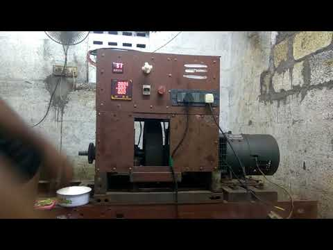 Without fuel Generator 3kva