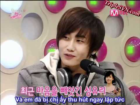 Mnet Special   My Favorite Ep 7   Part 2 4