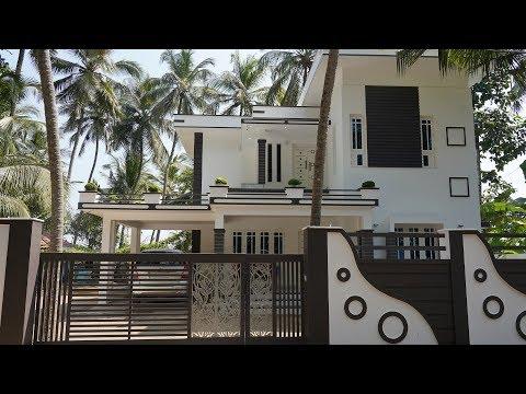 Modern budget friendly double storey white house | Video tour