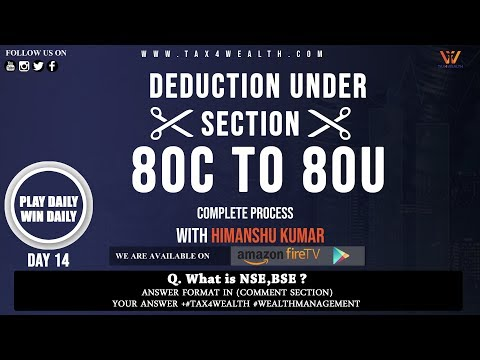 deduction-under-section-80c-to-80u