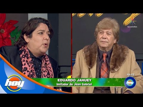¡Sigue la polémica! Joaquín Muñoz confirma que Juan Gabriel reaparecerá pronto | Hoy