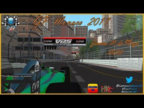 F1 2017 | 6 - GP Monaco [Montecarlo] #rFactor 2