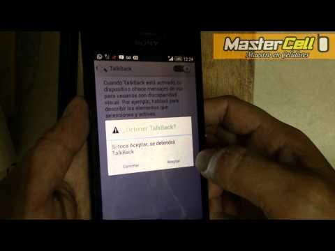 Desactivar Talkback de cualquier Android - Mi celular habla cuando digito