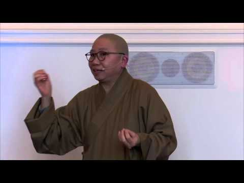 Meditation, Prison, and Us | Venerable Yin Kit Sik | TEDxChilliwack