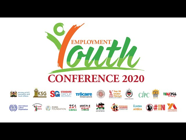 #2 Richard Oketch    The 2020 Youth Employment Conference Preview   
