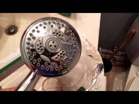 DIY Changing Shower Head