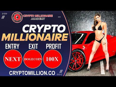 NEXT DOGECOIN 100X Token for Crypto Bullrun Make Money NOW!!