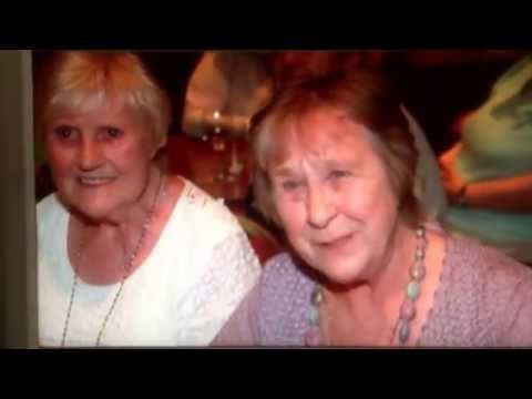 ITV News 21st May 2014- brick lane music hall - the antidote to misery in the East End, Len Goodman