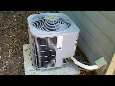 Carrier ABB3 2 Ton Air Conditioner Noise vs Daikin VRV 3 Ton