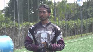 Road To Competitive Paintball - Sliding & Diving