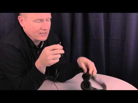 Casio XW H1 Club DJ Headphones: By John Young of the Disc Jockey News