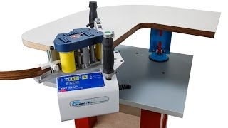 Gambar cover Portable Edgebander - Co-Matic BR500