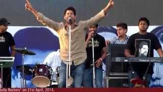 Famous comedian Gurpreet Ghuggi and singer Jasbir Jassi Performed @ LPU