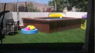 SWIMMING POOL DECK INTEX 58982 בריכת אינטקס
