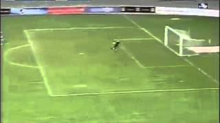 Unbelievable Back Heel Kick Goal