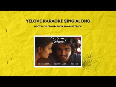 Yelove Karaoke   Sing along   Lyrics in Description