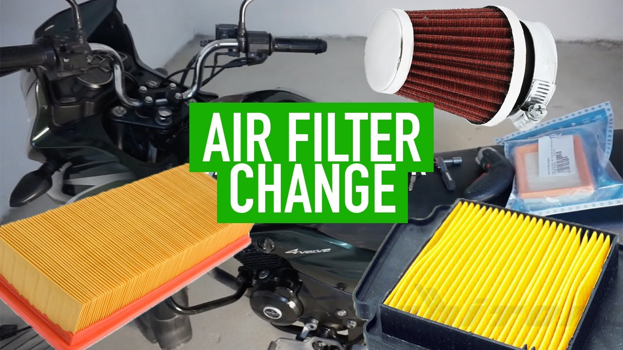 napoleon how to change air filter
