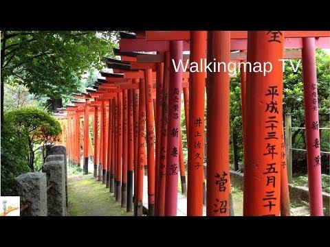 APA HOTEL KEISEI UENO-EKIMAE (From Ueno Station) - Walking Map /アパホテル 京成上野駅前 /京成上野站前APA酒店 /아파 호텔 우에노