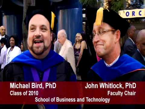 Capella University PhD graduates
